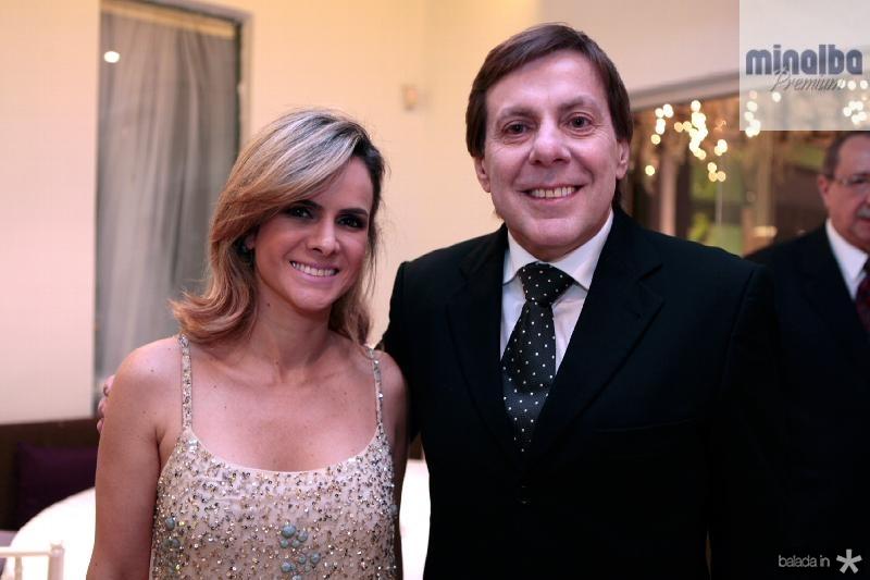 Giedra e Telmo Alfredo