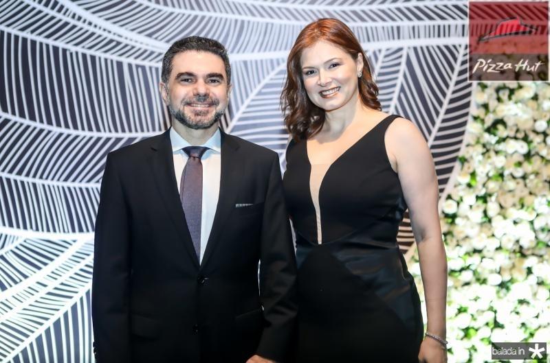 Issac e Sheila Furtado
