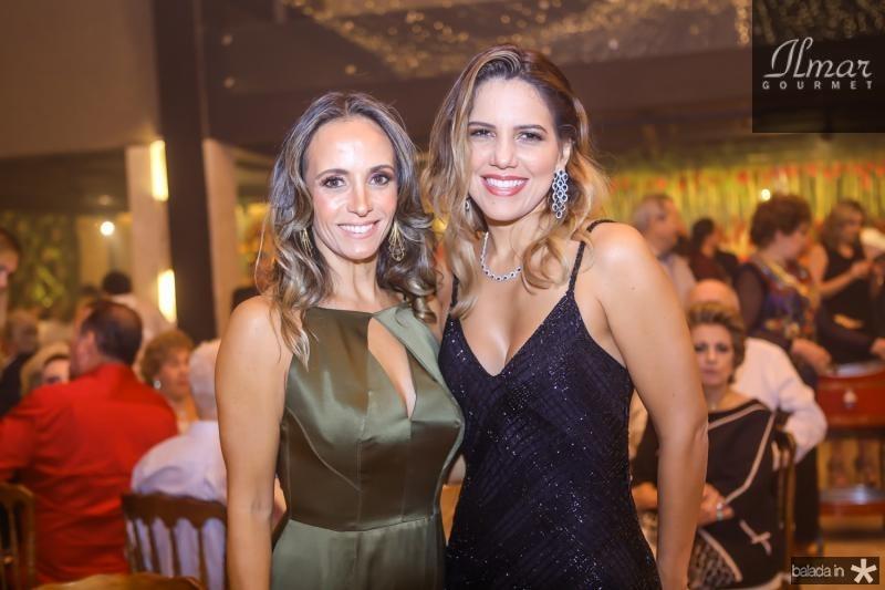 Alessandra Piovesan e Ana Carolina Fontenele