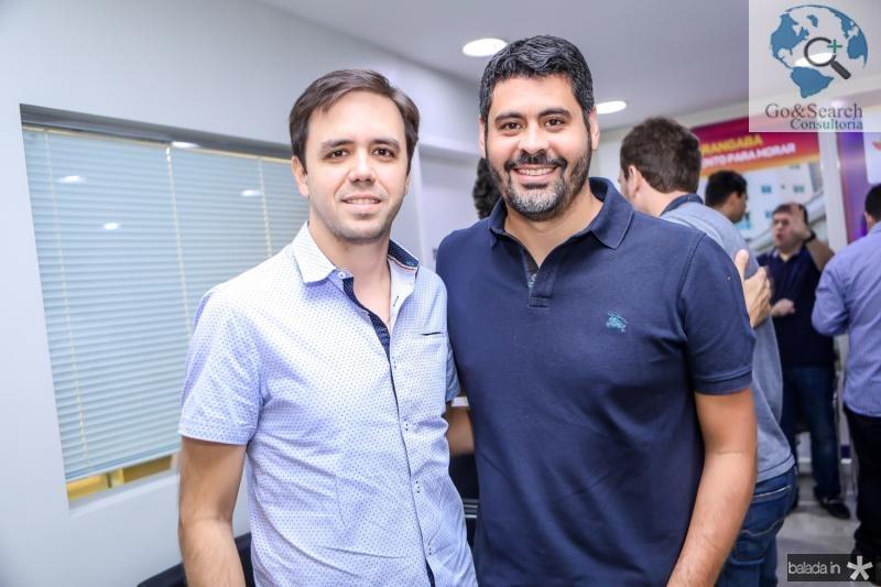 Francisco Philomeno e Felipe Capistrano