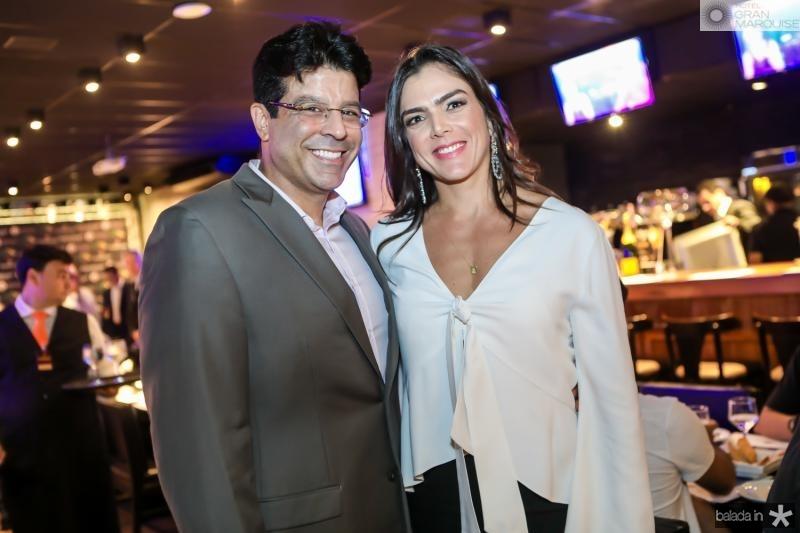 Ronaldo e Beatriz Otoch