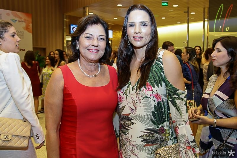 Ana e Patricia Studart