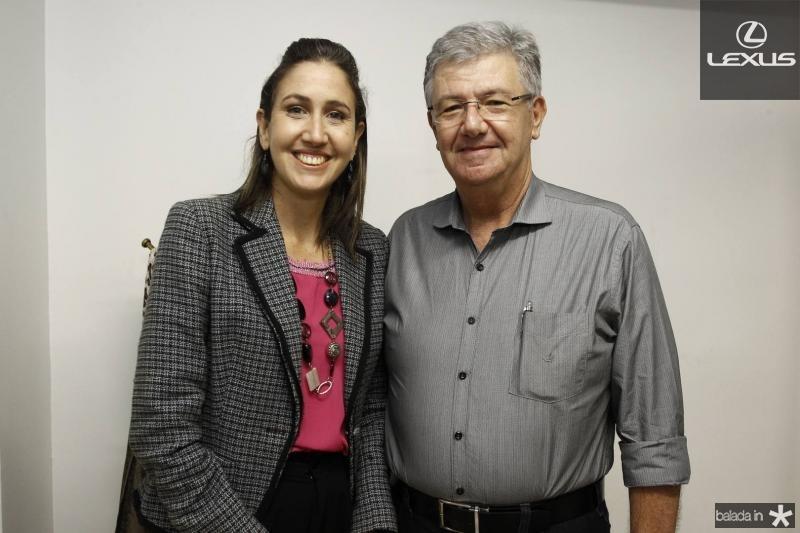 Alessandra Romano e Carlos Maia
