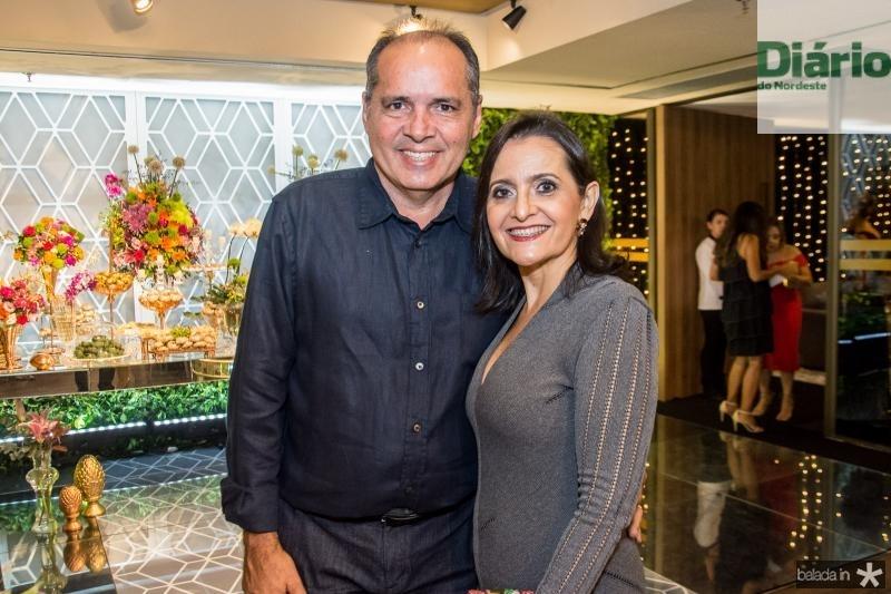 Silvani e Zulena Dantas