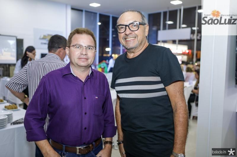 Gleidson Castro e Sergio Castro
