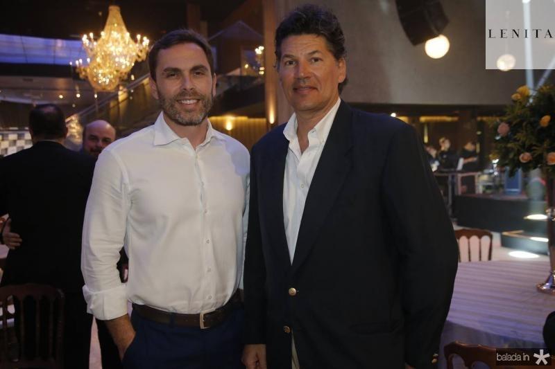 Carlos Fiuza e Denis de Souza