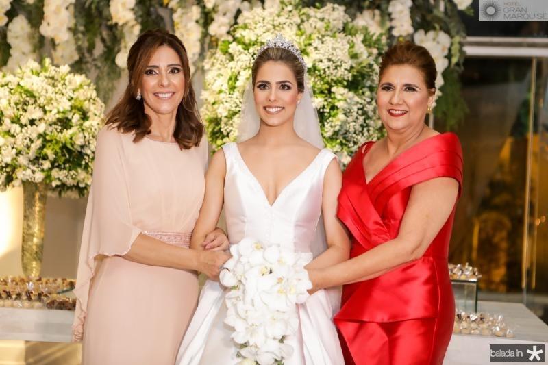 Cristina Sleiman, Roberta e Moema Martins