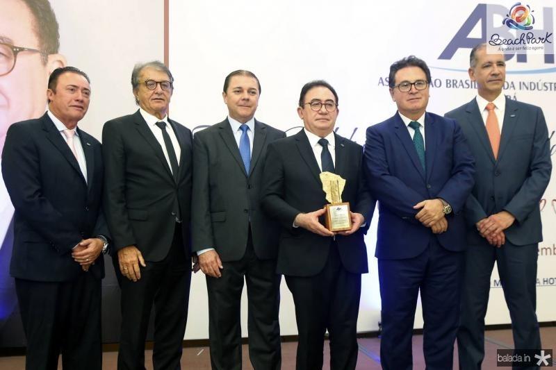 Darlan Leite, Arialdo Pinho, Eliseu Barros, Manoel Linhares, Vinicius Lemmertz e Regis Medeiros 2