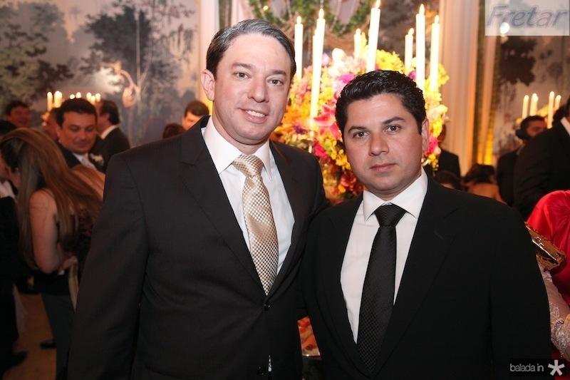 Paulo Vale e Pompeu Vasconcelos