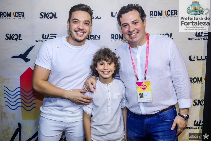 Wesley Safadao, Pedro e Samuel Dias