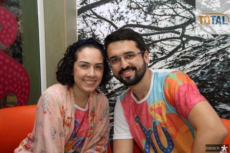 Ingrid e Eduardo Bayma