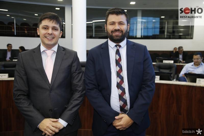 Daniel Rios e Italo Lima