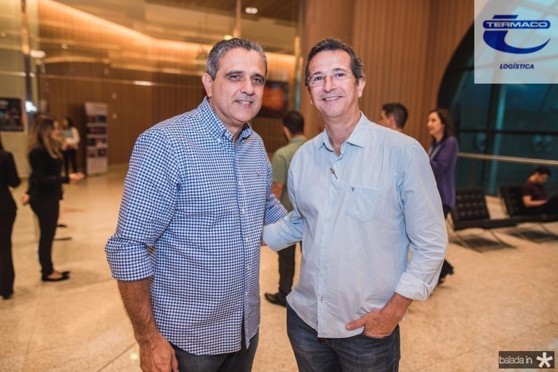Andre Vercosa e Augusto Sousa