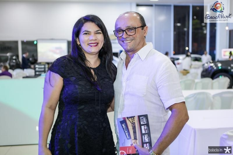 Veronica e Nibio Araujo