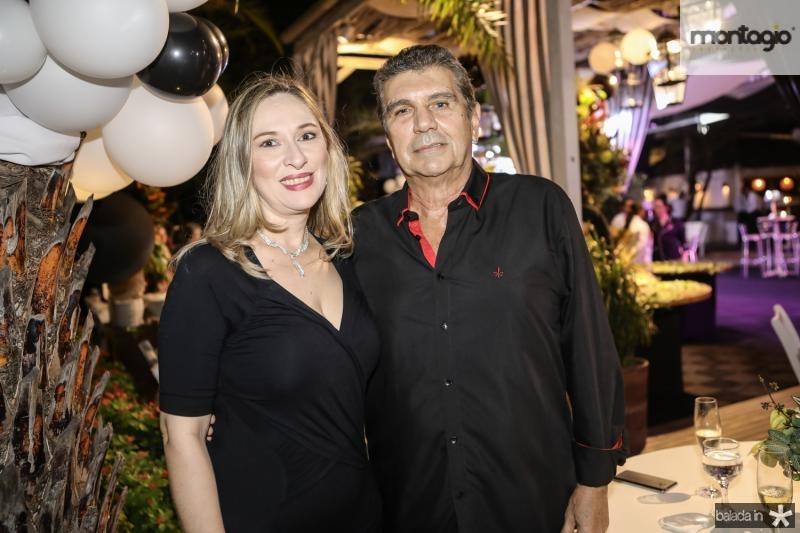 Fabiana e Alfredo Bacha