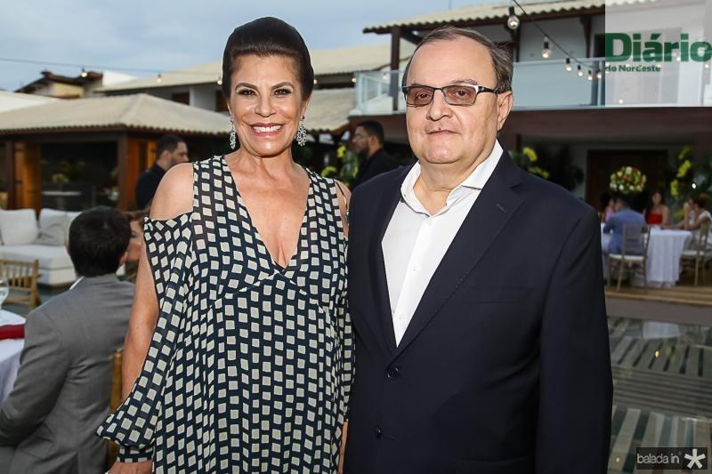 Tereza e Paulo Baeta