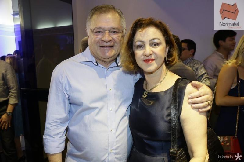 Sulivan e Sonia Mota