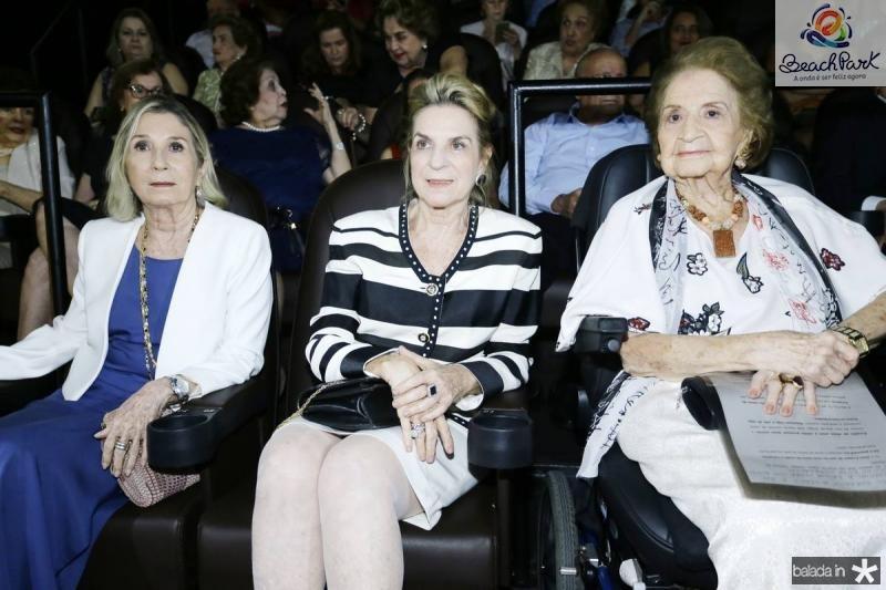 Nadja, Ania e Suzana Ribeiro