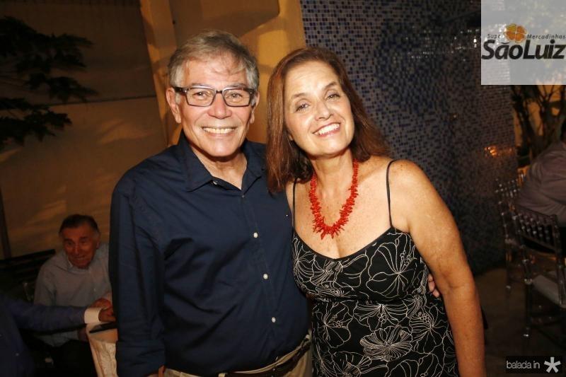 Roberto e Flavia Lima
