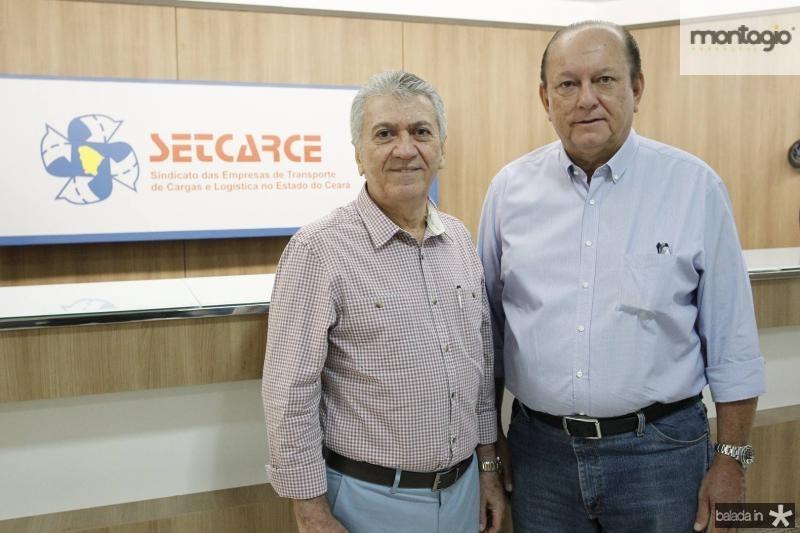 Clovis Nogueira e Rafael Leal