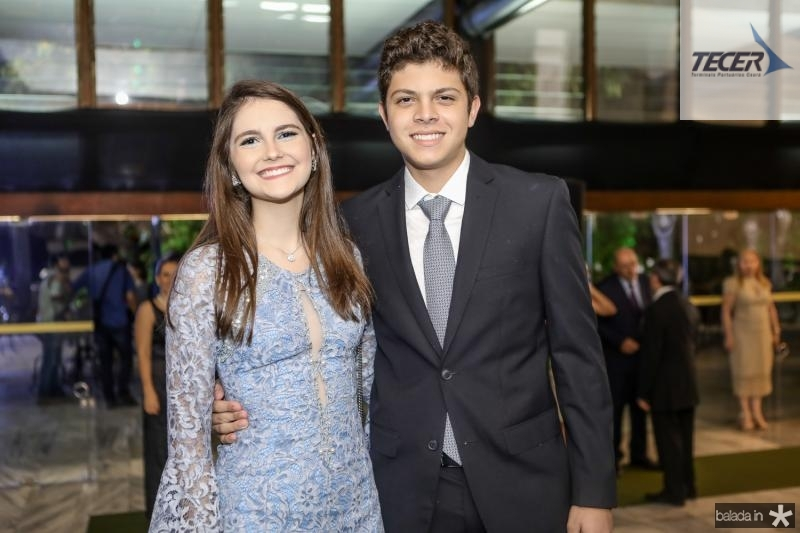 Gabriela da Escossia e Joao Galiza