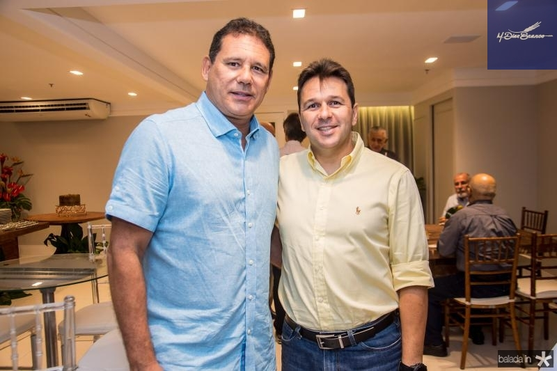 Marcus Medeiros e Marcelo Perez