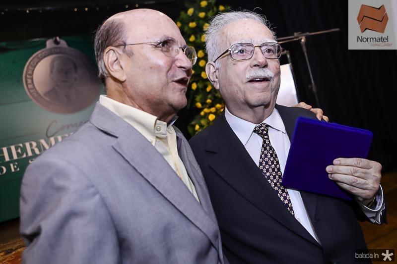 Joao Soares e Cid Carvalho
