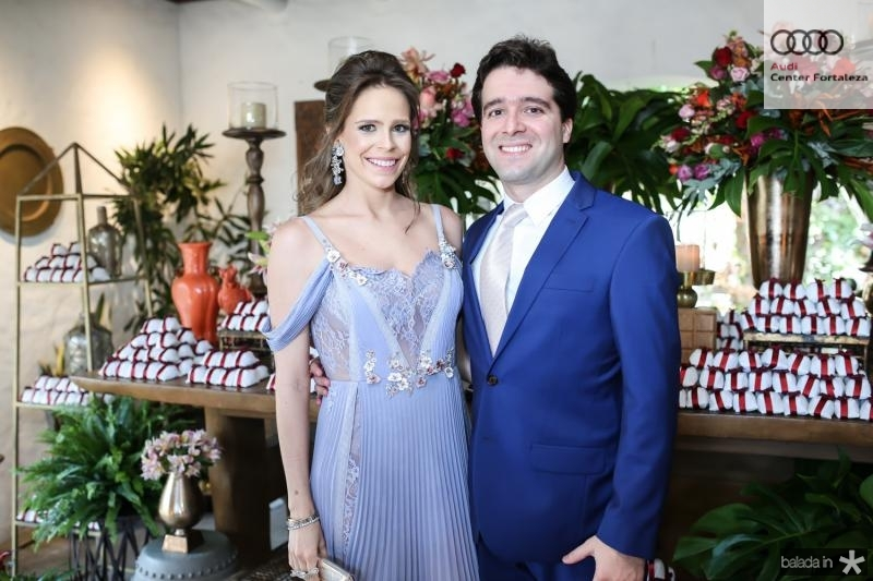 Nathalia e Lucas Pontes