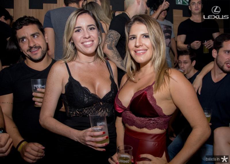 Camila Ferraz e Mariana Miranda