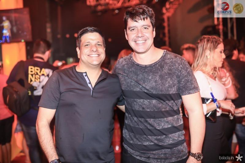 Dudu Soares e Rafael Bezerril