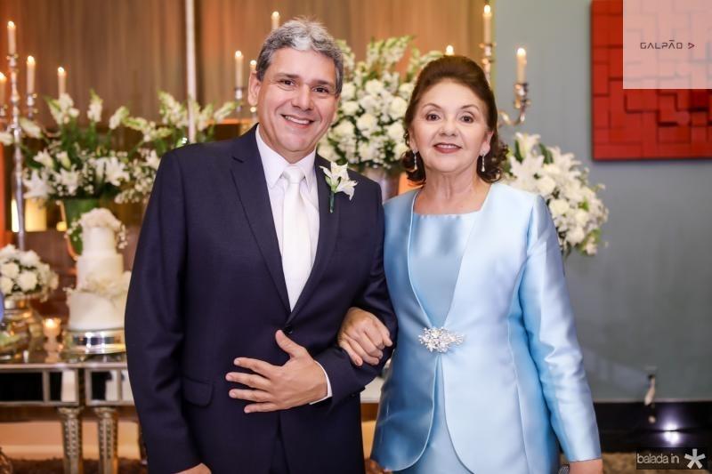 Tobias e Zelia Barreto