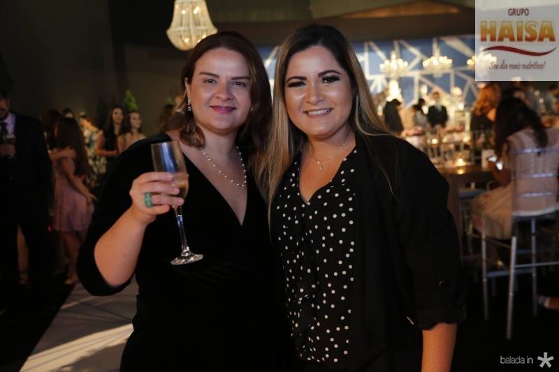 Camila Pinho e Lidu Figueiredo