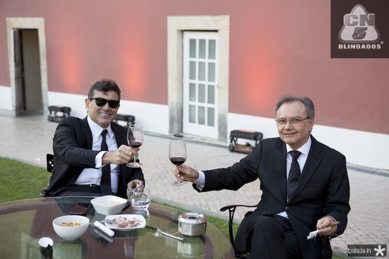 Alexandre Pereira e Adauto Farias
