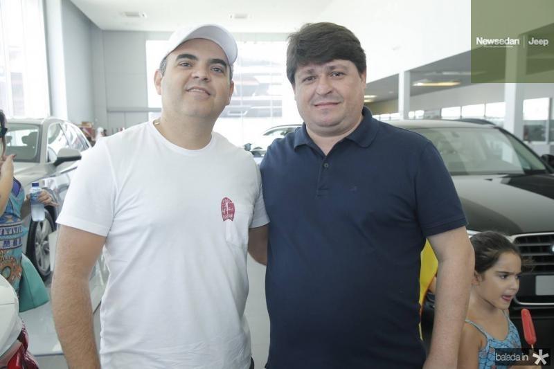 Herbert Vieira e George Lima