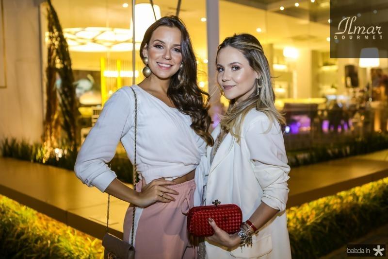 Fernanda Levy e Erica Dantas