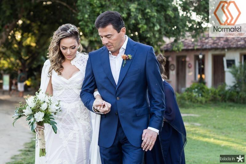 Chegada da noiva (