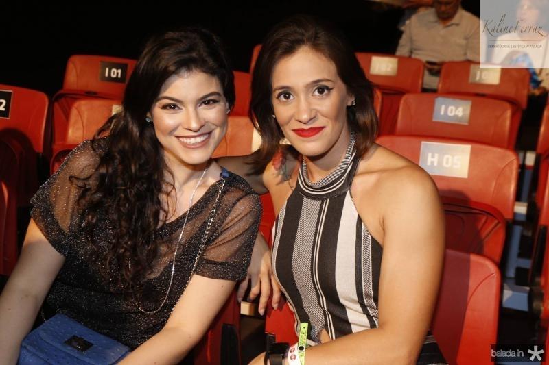 Rayssa e Andressa Franca 1