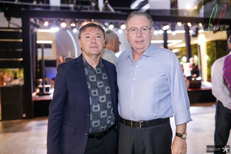 Mauricio Filizola e Ricardo Cavalcante