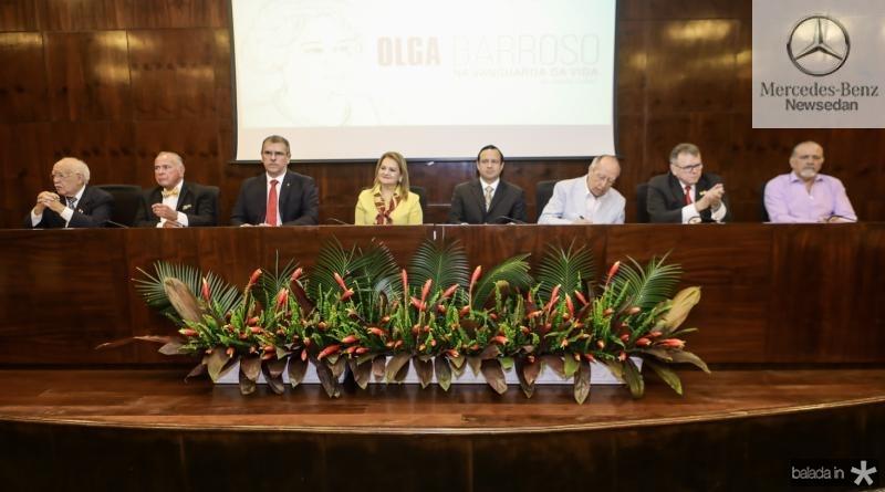 Lançamento do Livro Olga Barroso