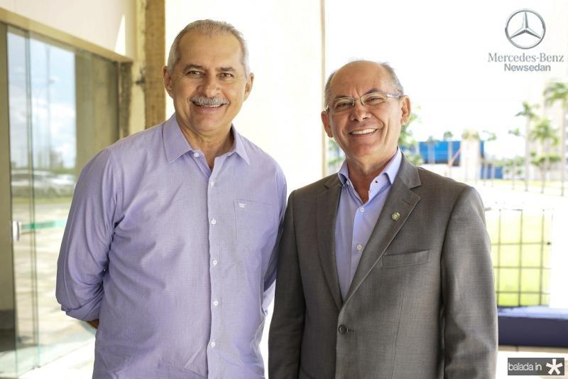 Nezinho Farias e Nelson Martins