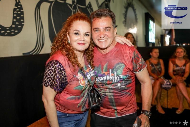Liseux Brasileiro e Watson Viana