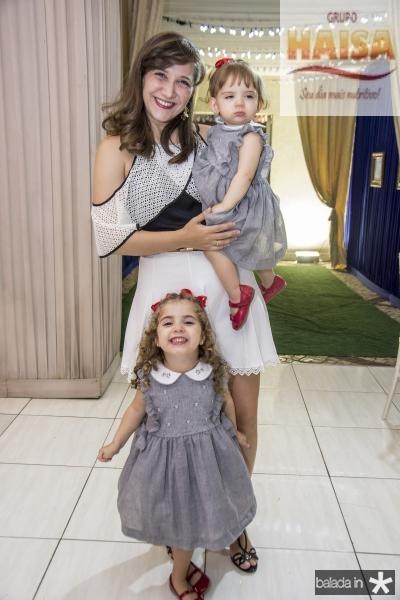 Marina, Malu e Mila Gama