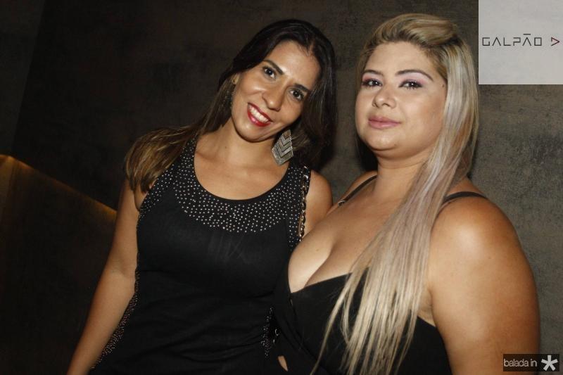 Bruna Saboia e Paola Bertoletti