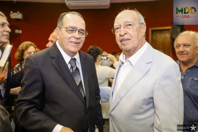 Regis Barroso e Lucio Alcantara