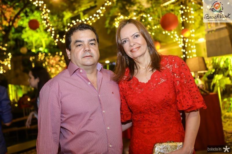Jairo e Lena Araripe