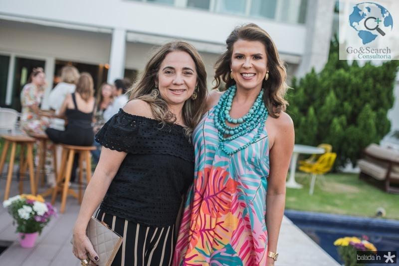 Luisa Reis e Alexandra Pinto