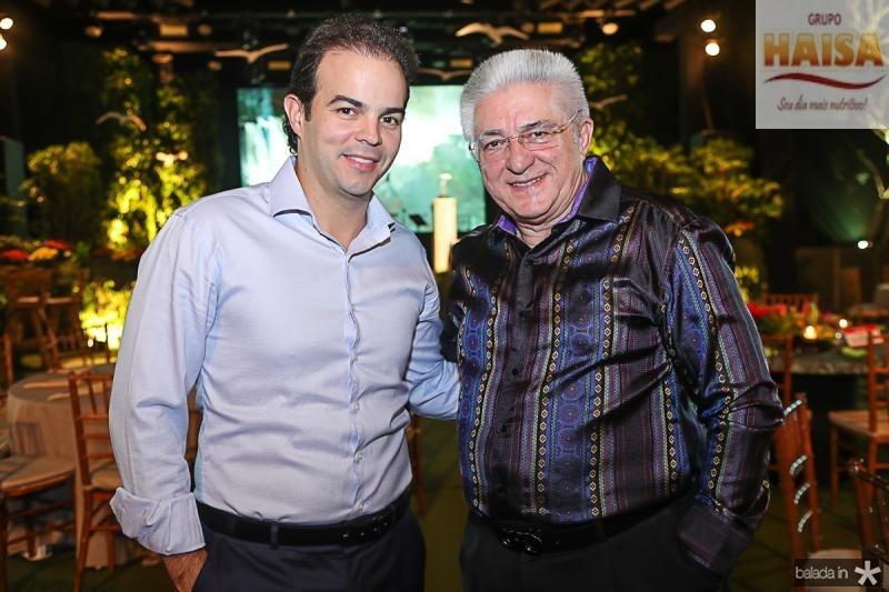 Drausio Barros e Leal e Deusmar Queiros