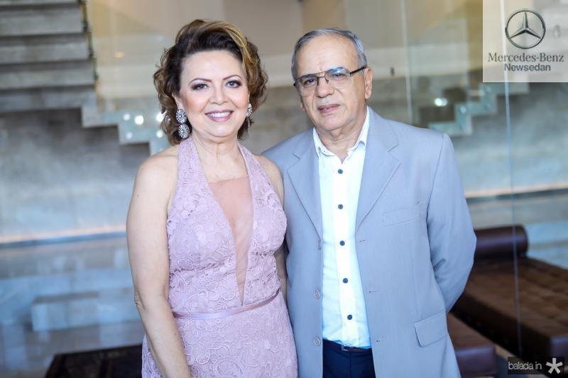 Silvana e Aldo Chaves