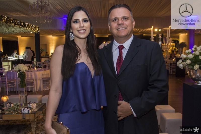Maritza Bastos e Roberto Bastos