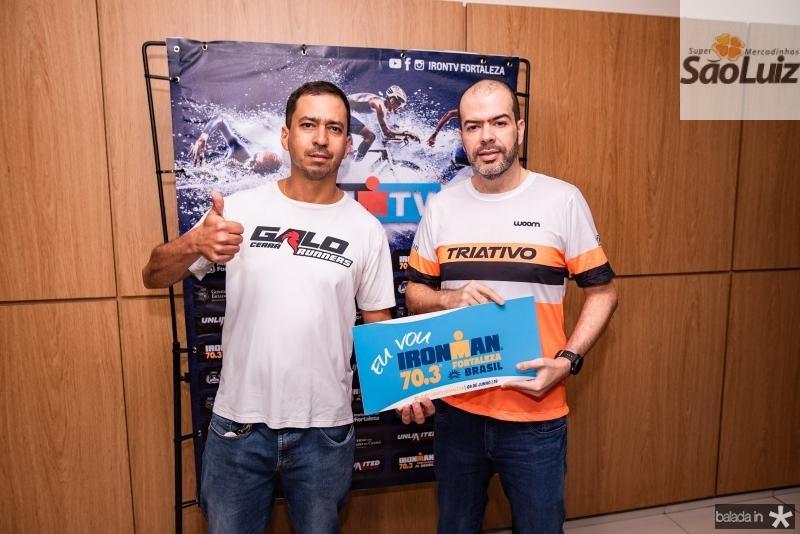 Luiz Galo e Bruno Henrique